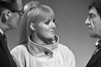 Doctor Who Stories Anneke Wills